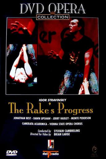 Poster of The Rake's Progress