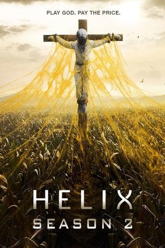 Spiralė / Helix (2015) 2 Sezonas