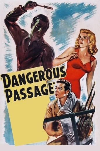Poster of Dangerous Passage