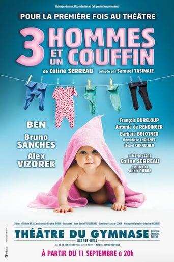 Poster of 3 hommes et un couffin