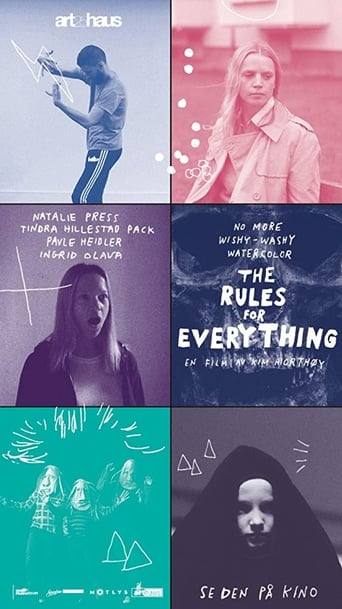 Poster of The Rules for Everything