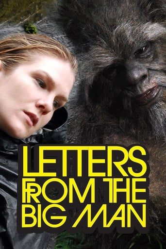 Poster of Letters from the Big Man