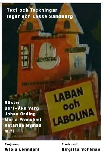 Laban and Labolina Movie Poster