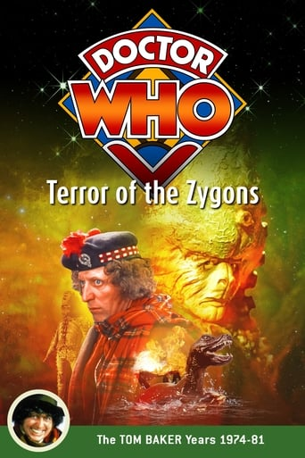Poster of Doctor Who: Terror of the Zygons