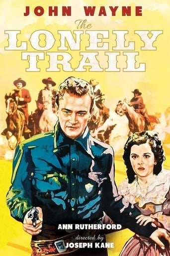 Poster of The Lonely Trail