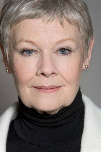 Judi Dench alias Princess Natalia Dragomiroff