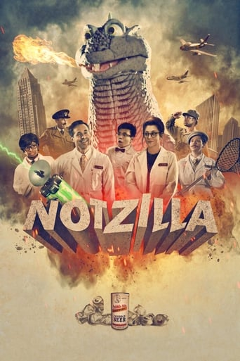 Poster of Notzilla