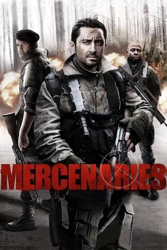 Poster of Mercenaries