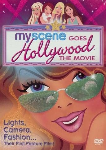 Poster of My Scene, estrellas de Hollywood