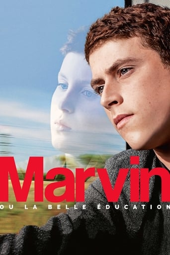 Poster of Marvin ou La belle éducation