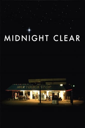 Poster of Midnight Clear