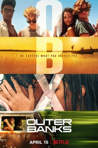 Outer Banks 1ª Temporada - Poster
