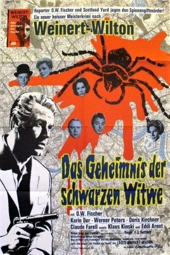 Watch The Secret of the Black Widow 1963 full online free