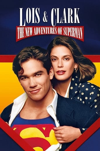 Poster of Lois & Clark: The New Adventures of Superman