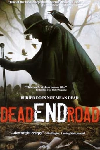 Poster of Dead End Road fragman