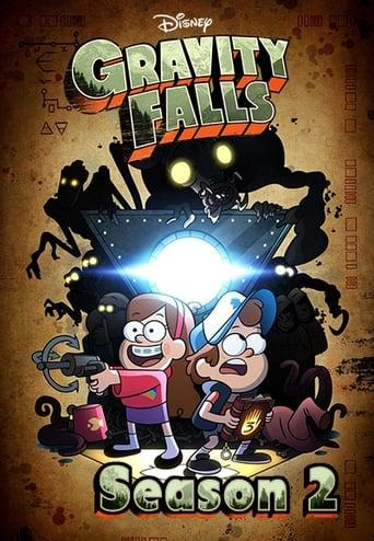 Gravity Falls Um Verão de Mistérios 2ª Temporada - Poster