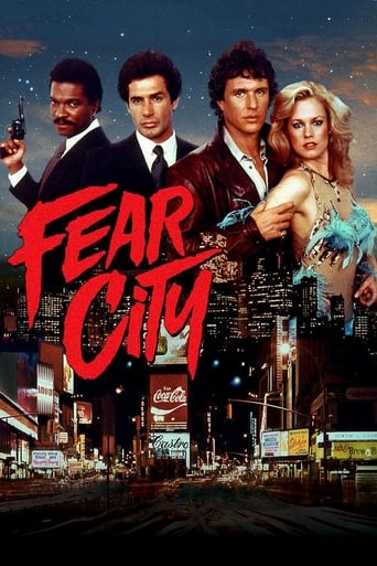 Poster Fear City
