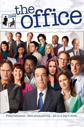 Vida de Escritório 8ª Temporada - Poster