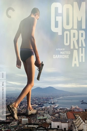 Poster of Gomorrah