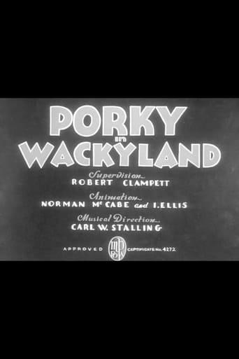 'Porky in Wackyland (1938)