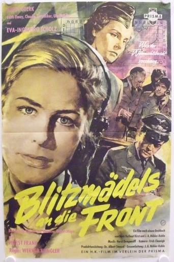 Poster of Blitzmädels an die Front