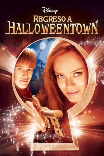 Regresso a Halloweentown - Poster