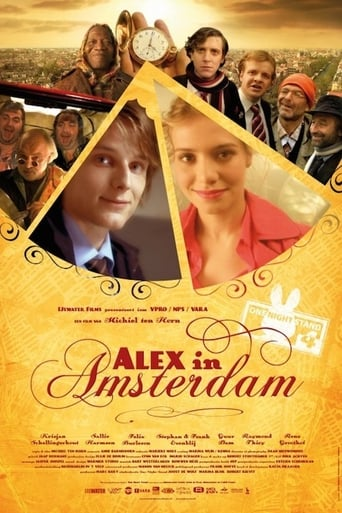 Poster of Alex in Amsterdam
