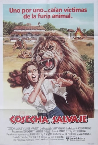 Poster of Cosecha salvaje