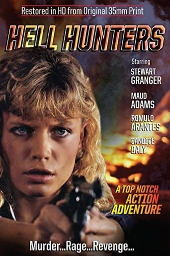 Poster of Hell Hunters
