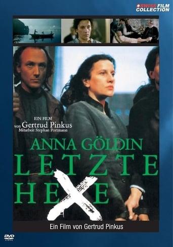 Poster of Anna Göldin, letzte Hexe