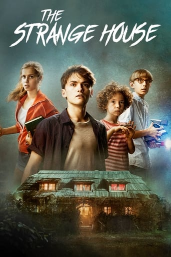 The Scary House poster