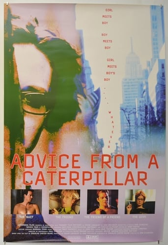 Poster of Advice From a Caterpillar