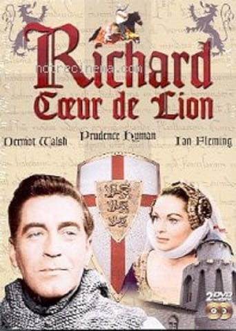 Poster of Richard the Lionheart
