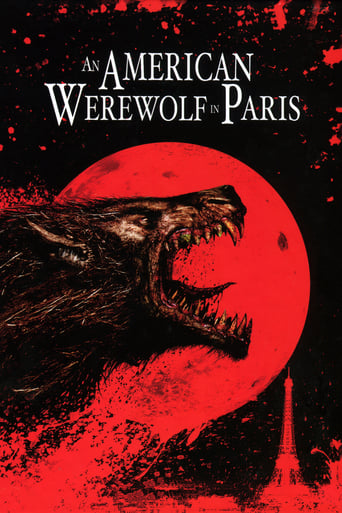 Poster of An American Werewolf in Paris