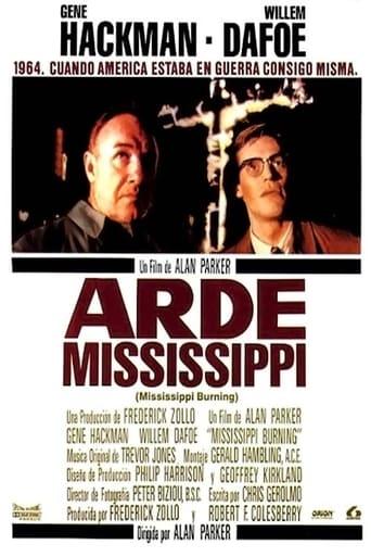Poster of Arde Mississippi
