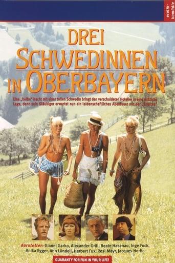 Three Swedish Girls in Upper Bavaria