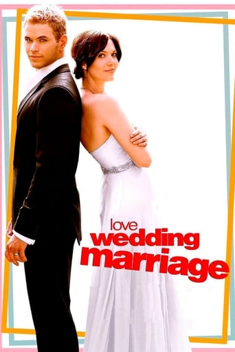 Poster of Love, Wedding, Marriage
