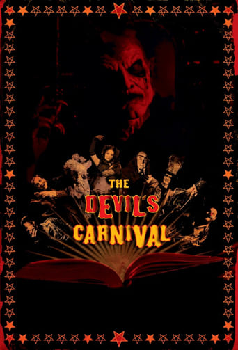 Poster of The Devil's Carnival