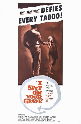 Poster of I Spit on Your Grave