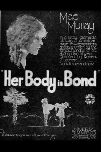 Poster of Her Body in Bond