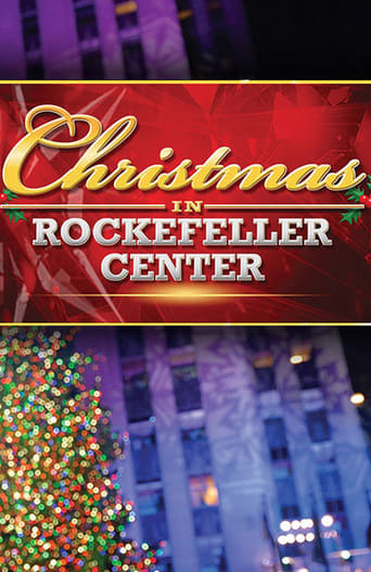 Poster of Christmas in Rockefeller Center