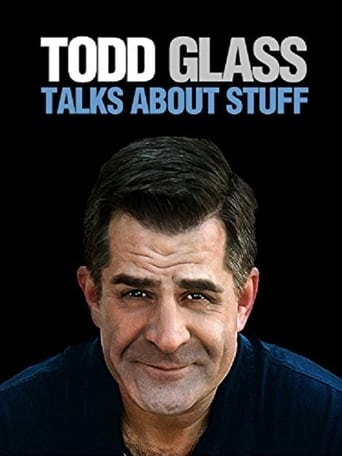 Poster of Todd Glass Talks About Stuff