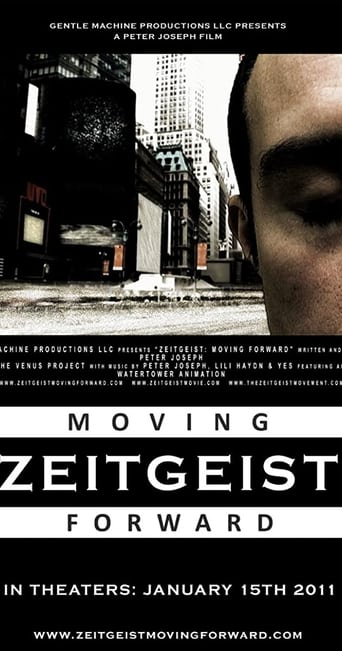 Poster of Zeitgeist: Moving Forward
