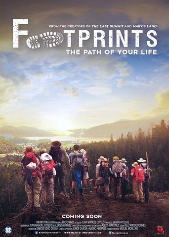 Footprints, the Path of Your Life poster