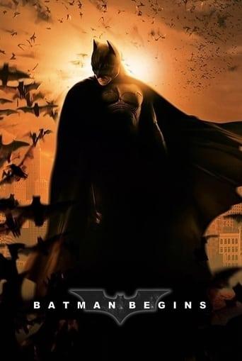 Batman Begins (2005) - poster