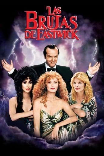 Poster of Las brujas de Eastwick