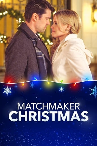 Poster of Matchmaker Christmas