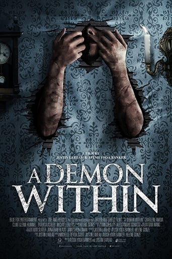 Poster of A Demon Within