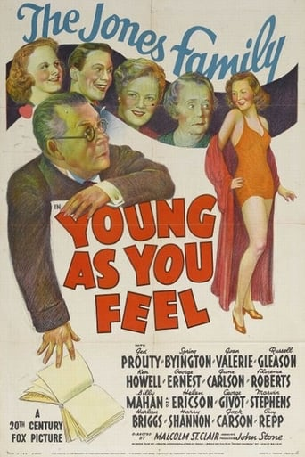 Poster of Young as You Feel