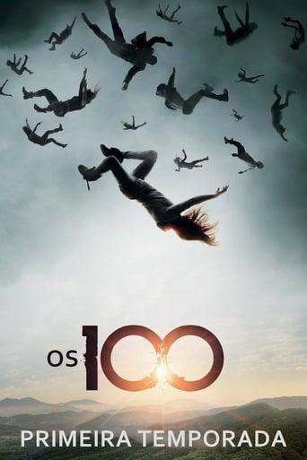 Os 100 1ª Temporada - Poster